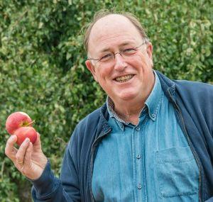 Peter in boomgaard