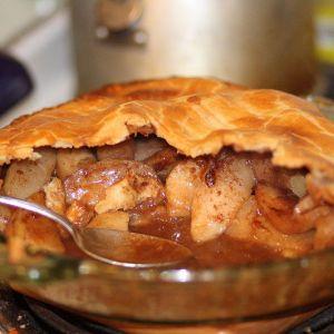 Apple-pie met Krenkelaar