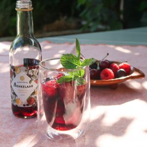 Zomerse Sangria - cocktail / mocktail