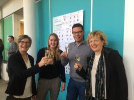 MVO Nederland viert opening Versnellingshuis met Krenkelaar